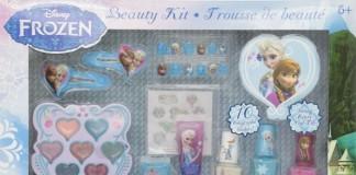 disney frozen cosmetic set