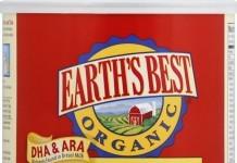 earth's best formula