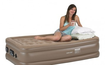 insta bed never flat