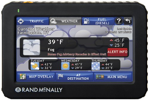 Rand mcnally gps 520