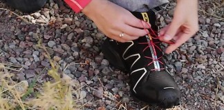 salomon trail running shoes