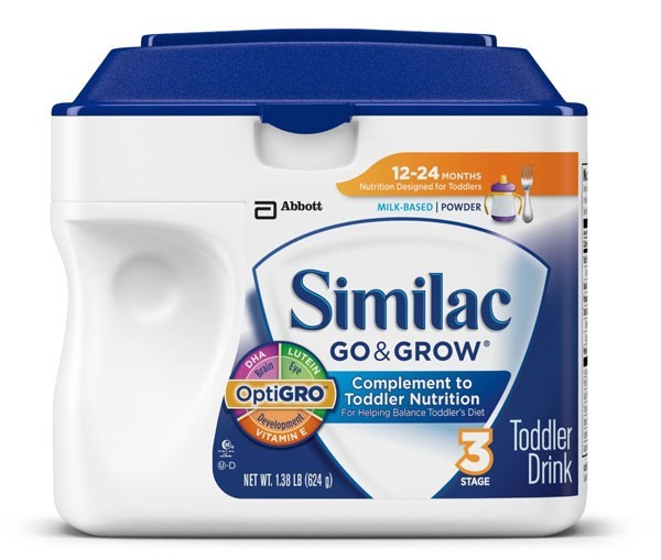 similac go and grow stage 3