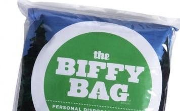 biffy bag camping
