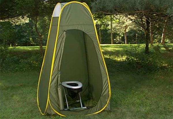 Review Travel   Camping Toilet Tent - Privacy Pop Up 38c9c40ff5003