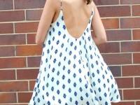 trapeze dress pattern