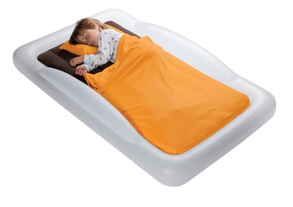 the shrunks indoor travel bed