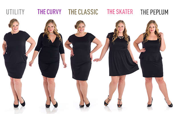 Sexy Little Black Dress Buying Guide for Plus-Size Women