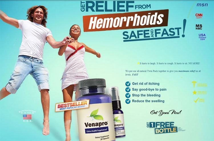 hemorrhoid relief