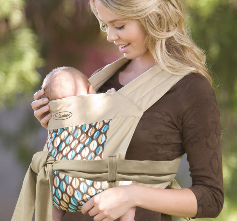 infantino wrap and tie