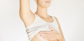 painful lump in the breast
