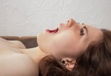 women orgasming