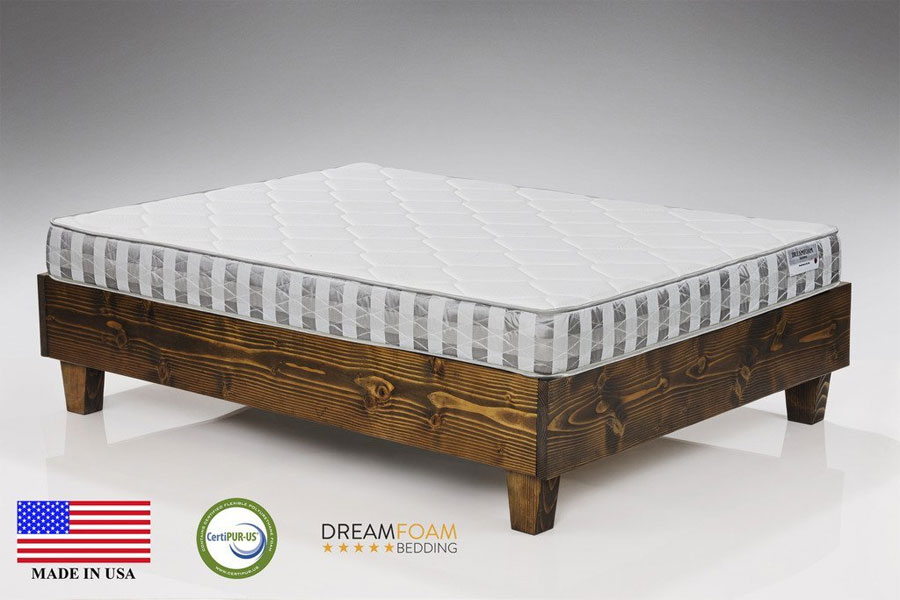 Twin Crazy Quilt Mattress