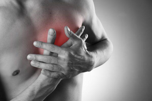 heart attack symptoms